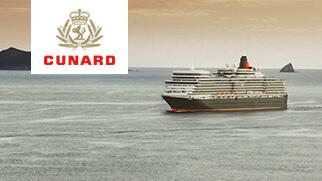 Cunard-Gewinnspiel